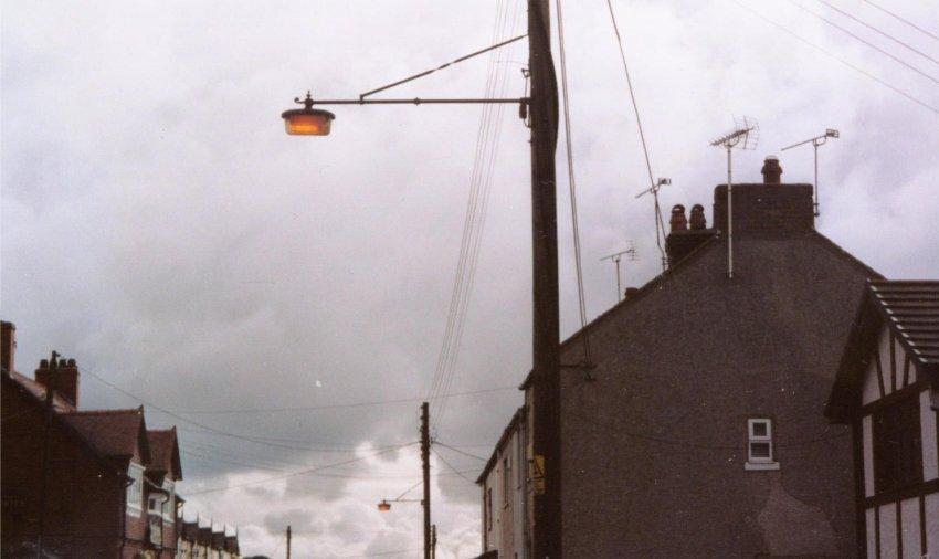 Dayburning Eleco Hw747 Lanterns At Buckley Flintshire U K 2004